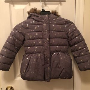 Children's Place Girls Jacket